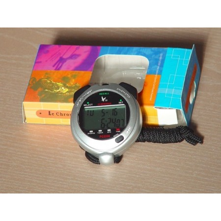 Cronometro digitale da gara