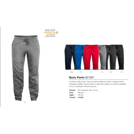 Pantaloni bimbo felpa CLIQUE