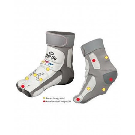 Parapiedi elettronico DAEDO WTF per Taekwondo