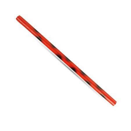 Escrima legno rosso e nero