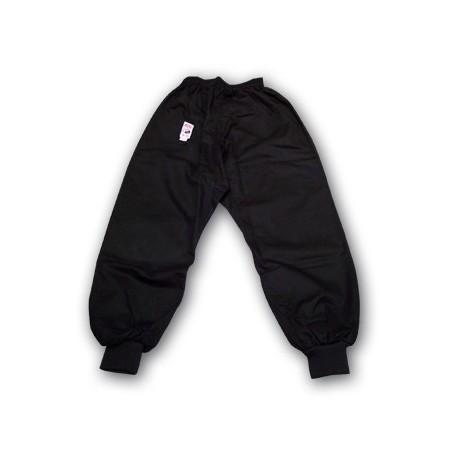 Pantaloni Kung Fu con elastico alle caviglie